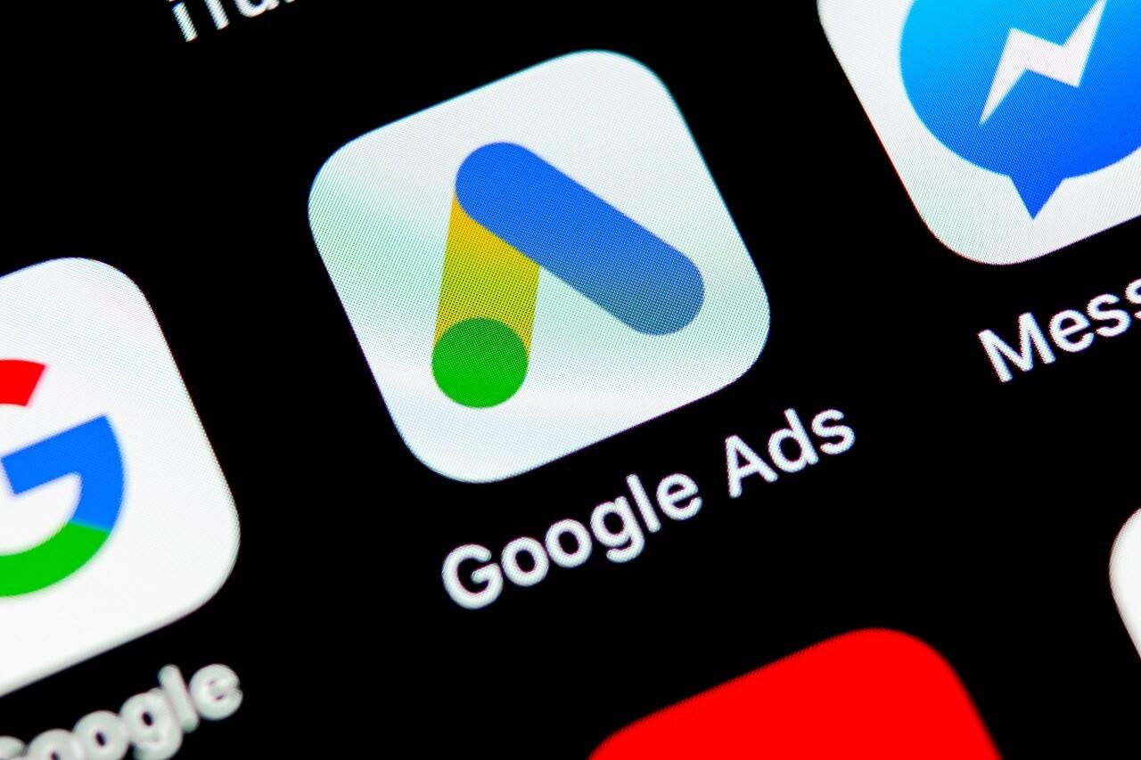 google reklama kaina
